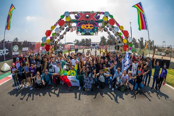 2018年2月24、25日の2日間開催された「EDC Mexico」のレポート1