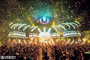 熱狂のマイアミ、「ULTRA MUSIC FESTIVAL」レポート第一弾!