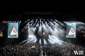 GALANTIS、DJ SNAKEが魅せた!「WIRED MUSIC FESTIVAL」レポート