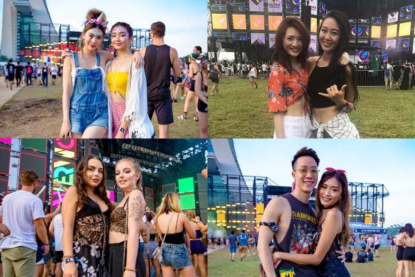 アクティヴ+α、ULTRA SINGAPOREファッションスナップ