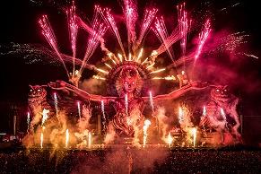 Tiësto、Marshmello、ZEDDら参戦、「EDC Mexico」はやっぱりスゴかった!