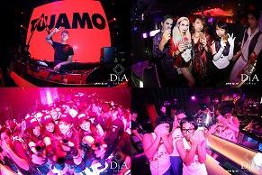 祝2周年&ハロウィンで大盛り上がり! DiA tokyoパーティーレポート