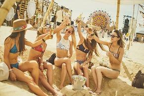 15000人が極上の音楽に酔いしれた「CORONA SUNSETS FESTIVAL」フォトレポート!