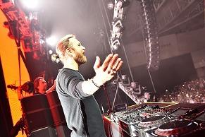 EDMのパイオニア的存在David Guettaの来日中の模様をレポート!