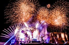 今や世界が注目するSTAR ISLAND 2019、豊洲を舞台に15,000人を魅了!