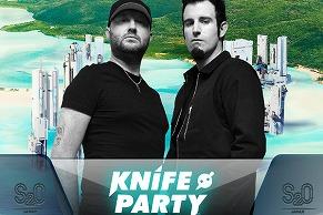 アグレッシヴなサウンドで世界を魅了! 今さら聞けないKnife Partyの魅力