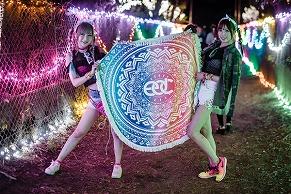 最高だった「EDC Japan」をさらに写真で振り返る!