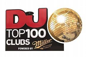 世界の人気クラブベスト100、日本からも3店舗がランクイン!