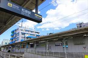 【松原駅の住みやすさレポート】