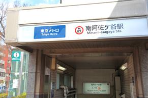 【南阿佐ケ谷駅の住みやすさレポート】