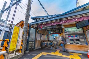 【戸越銀座駅の住みやすさレポート】