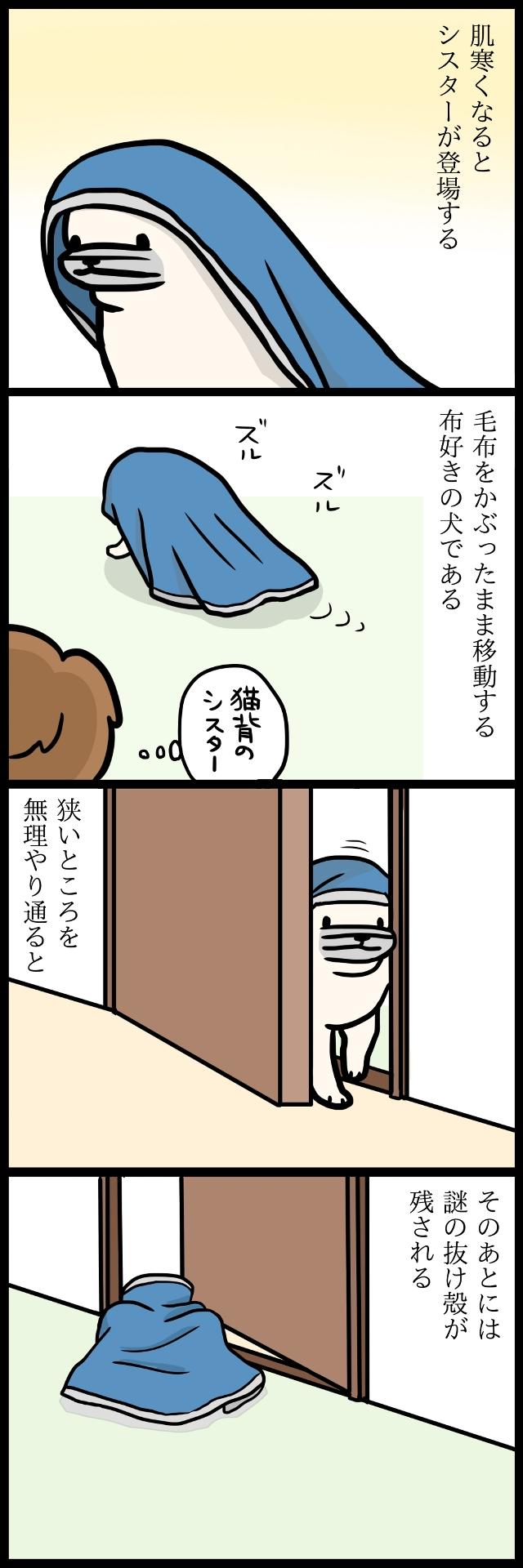 【パグ犬のいる家】めーとの生活(37)「温故知新」1ページ目