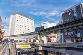 【立川南駅の住みやすさレポート】