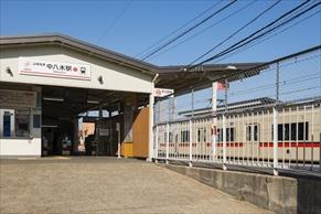 【中八木駅の住みやすさレポート】