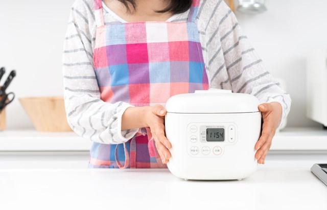 炊飯器 掃除1