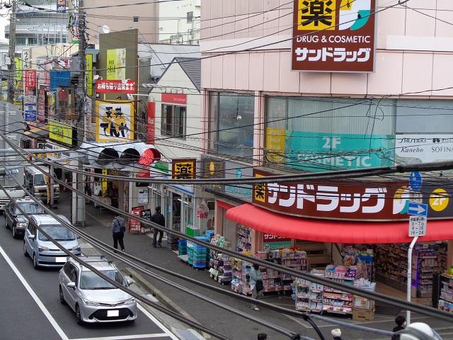 JR横須賀線「大船駅」周辺