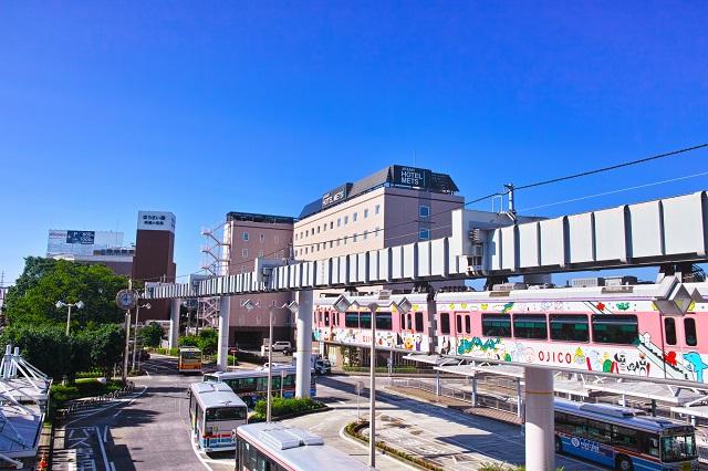 JR横須賀線「大船駅」