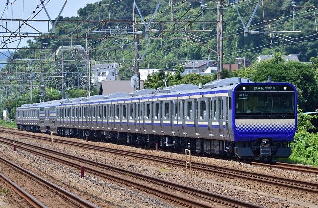 JR横須賀線沿線の街を紹介します
