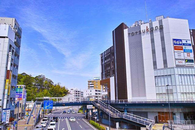 JR横須賀線「戸塚駅」周辺