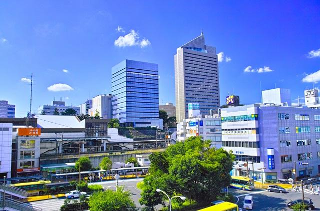 JR横須賀線「東戸塚駅」