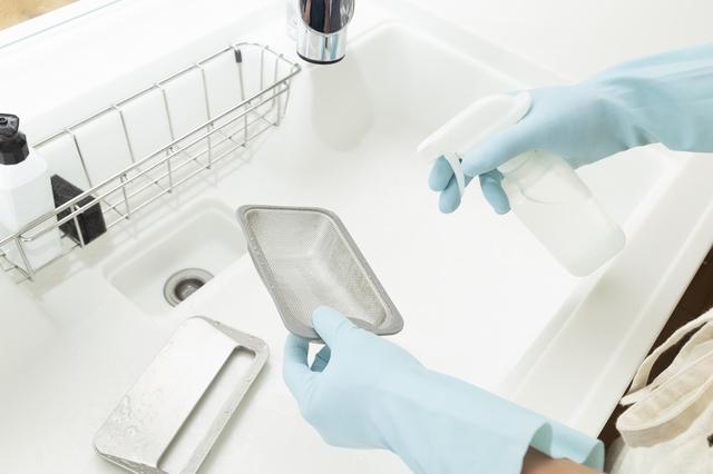 排水口 掃除2