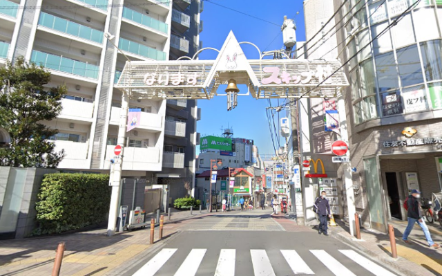 東武東上線「成増駅」周辺を調査してみた!