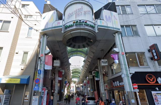東武東上線「大山駅」周辺を調査してみた!