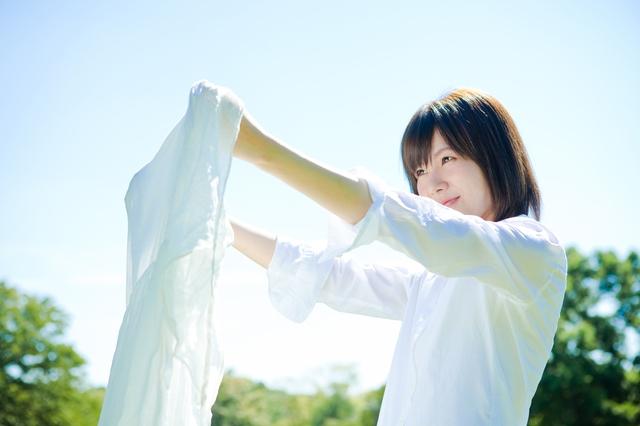 シーツ 洗濯2