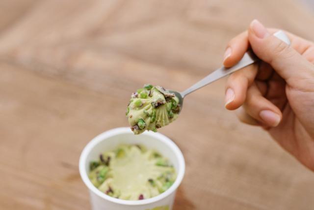 アイスマン福留さんオススメ通販アイス5選!人気ご当地アイスクリームをお取り寄せしよう 究極の特濃ピスタチオジェラート4段階食べくらべセット(8個入り) 6,000円(税込)|房蔵總本舗
