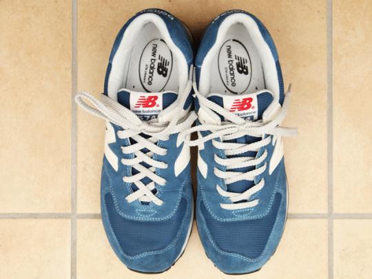 スニーカー. スニーカーの靴紐