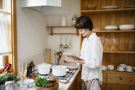 独立型、アイランド型……キッチンタイプのメリット・デメリット